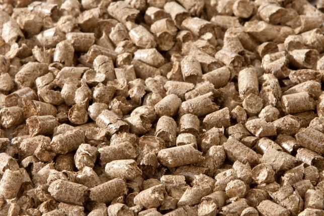 Ściółka pellet granulat ze słomy pszennej. Worek 20kg