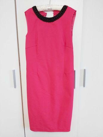 Sukienka różowa Orsay