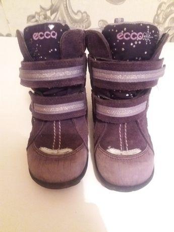Термоботинки, чобітки , сапоги, ботинки , ботиночки ecco