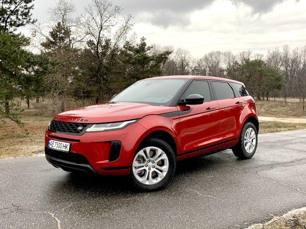 Продам Land Rover Range Rover Evoque 2019 год на гарантии официальный