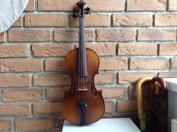 Скрипка рання работа Йозефа Богумила Герклик 1920 год