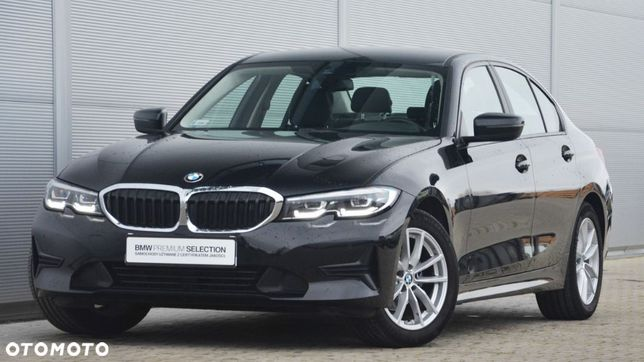 BMW Seria 3 18d Advantage Dealer BMW Bońkowscy