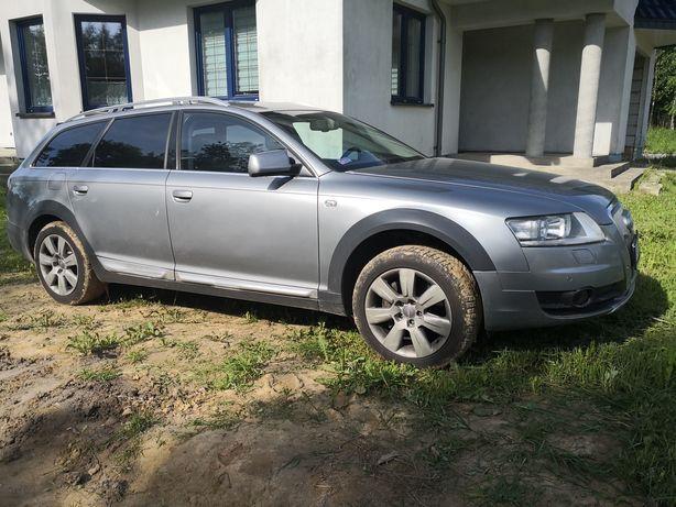 Audi a6 c6 allroad 3.2 benzyna