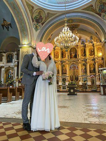 Весільна сукня не дорого