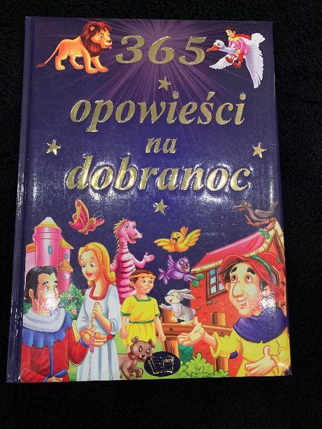 Bajki dla dzieci - 365 opowieści na dobranoc