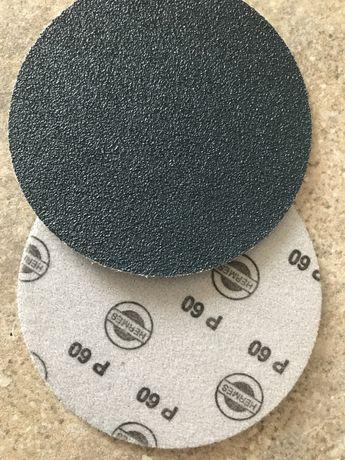 Фіброві круги, круги фибровые на липучку 125