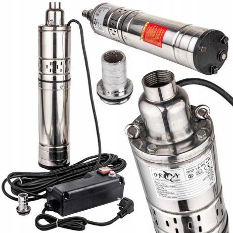 Pompa głębinowa śrubowa do wody studni 65m (OGR154)