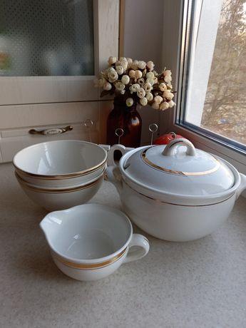 Набор посуды, времён СССР