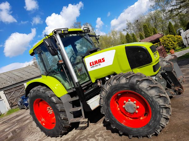 Claas ares 616 RZ, 7600Mtg
