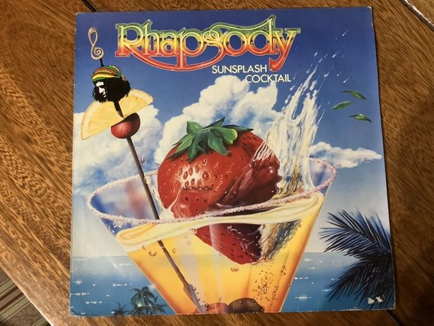 Rhapsody - Vinil Reggae
