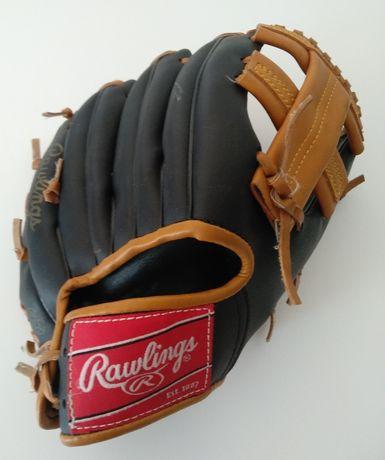 Luva de baseball da marca Rawlings