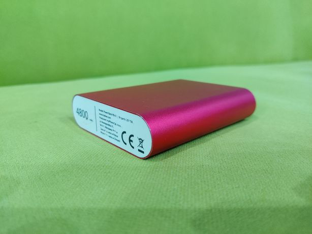 Powerbank 4800mAh