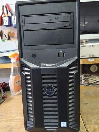 Сервер DELL T110II