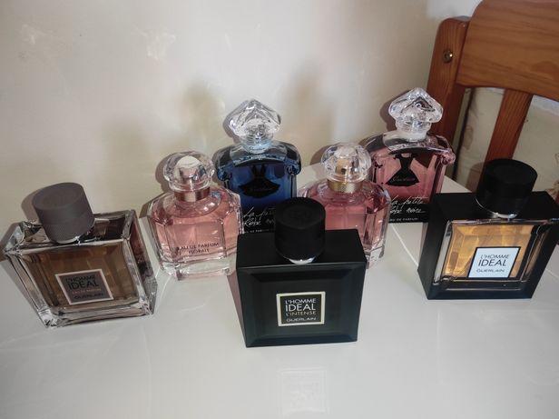Perfumes originais novos