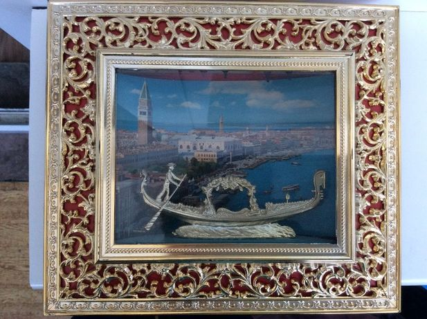 Ночник - картина . Венеция