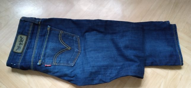 Jeansy LEVIS model 571 slim fit