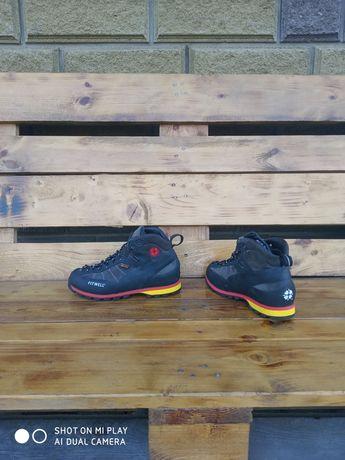 Ботинки Треккинговые Кожаные Непромокаемые Fitwell,Wateproof ориг