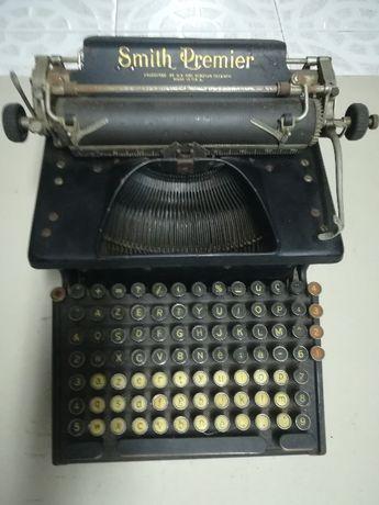 Máquina de escrever Smith Premier nº 10