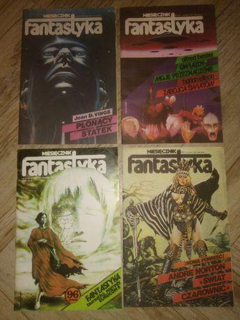 Miesięcznik Fantastyka 1983 Czasopismo