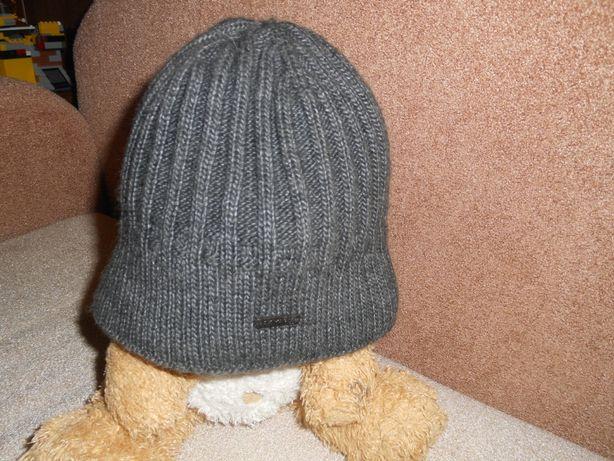 Теплая зимняя шапка samson на ог 57-60 см, б/у 1 раз.