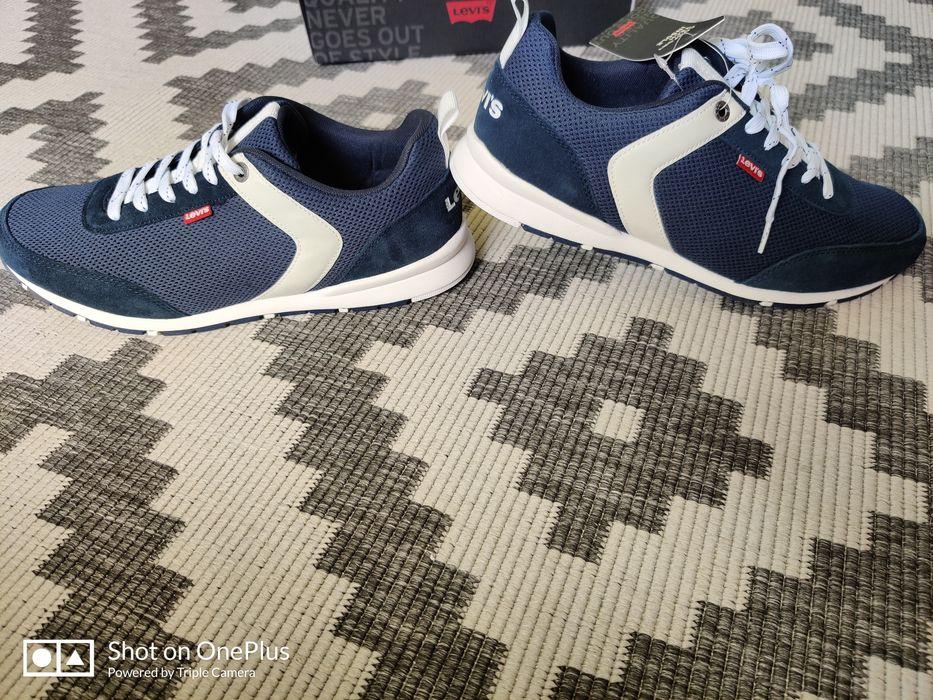 Cena alllegro 250zł! Sprawdź sneakersy Levi's Głuchołazy - image 1