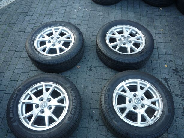 Alufelgi z oponami Opel Insignia 6,5Jx16cali ET 41 Rozstaw 5x120