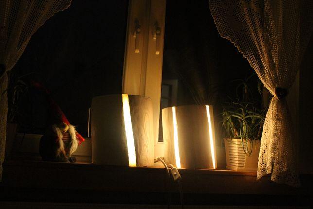 Lampa pieniek, pniak mały