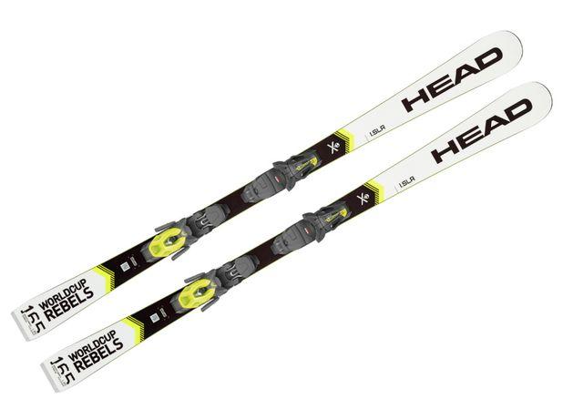 Narty HEAD WORLDCUP REBELS iSLR + PR 11 Gw długość 160cm