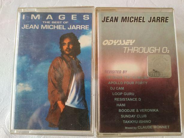 Jean Michel Jarre Kasety Audio