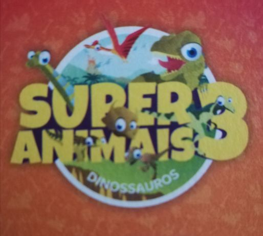 Colecção Completa de Cartas /Cromos Super Animais 3 (Pingo Doce)