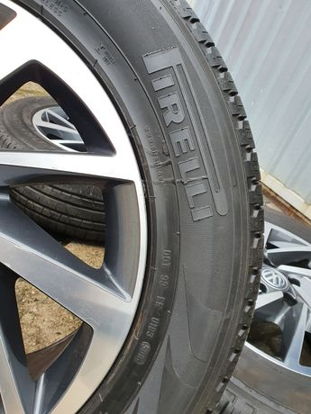 Opony  215/65R17 Pirelli Scorpion verde wielosezon 17r.  komplet 4szt