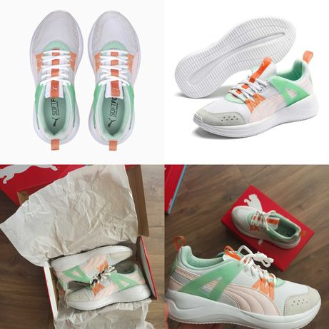 Кроссовки женские puma оригінал кросівки з сша обувь для спорта
