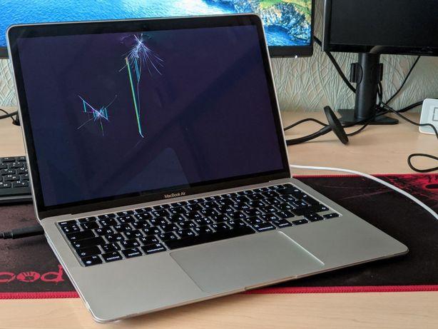 Macbook Air M1 (битая матрица)