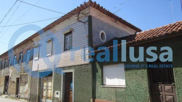 Moradia T1 vendida c/ terreno 146m2, Aveiro, Albergaria-a-velha, Ex. c