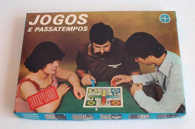 Jogos e Passatempos – Jogo do Ganso e Assalto à Fortaleza – Top Toys