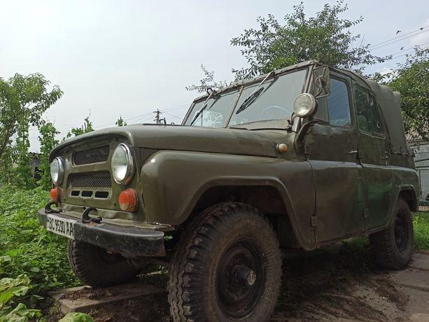 УАЗ 469-й 1982 року ТЕРМІНОВО!