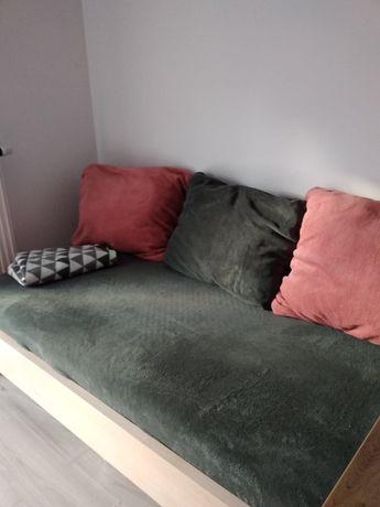 solidne łóżko 1 osobowe