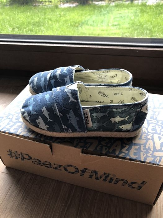 NOWE buty kapcie dzieciece PAEZ 26 Symbiosis dla chlopca /dziewczynki Łódź - image 1