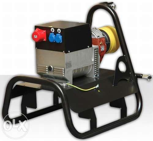 Agregat prądotwórczy AV18pod ciągnik POLSKI