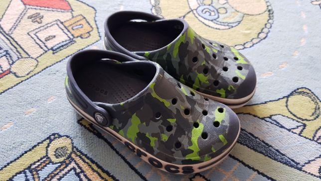 Crocs C11 на мальчика