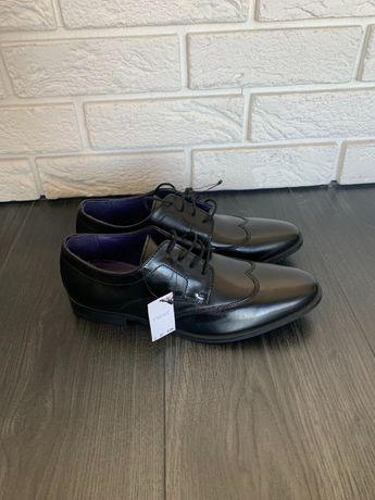 Buty dla chłopca NEXT 35,5 na komunie