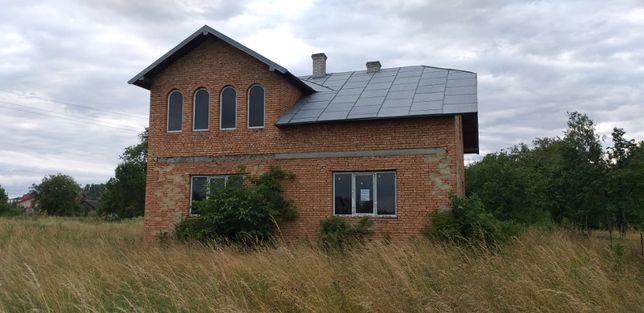 Продаю невикінчений будинок в м. Болехів, Івано-Франківської області