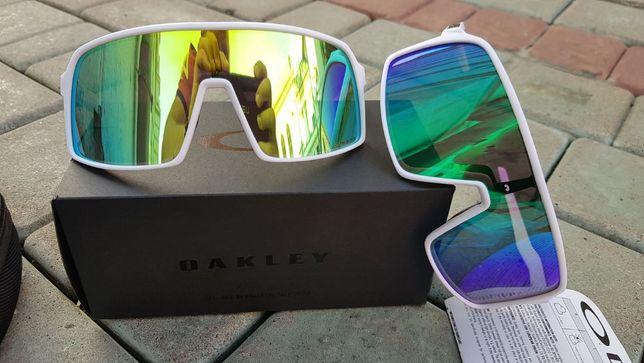Очки Oakley Sutro Prizm НОВЫЕ / Ride 100% POC Uvex abus BBB Shimano