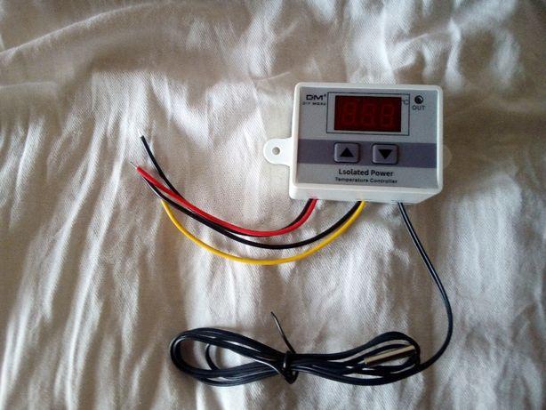 Терморегулятор цифровой W3001 220В 1500W-max