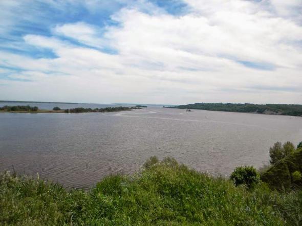 Продам землю на берегу Днепра