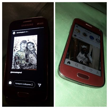 Телефон самсунг samsung j3 gt - s7272 дешёвый смартфон
