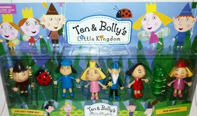 Набор фигурокБен Холли Ben Holly Little Kingdom Холі Маленьке королів