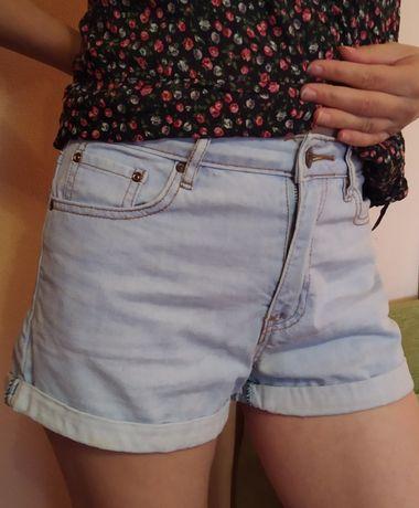 Шорты джинсовые Forever 21 S
