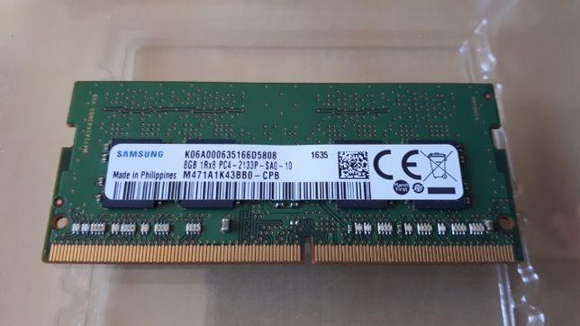 Memória SODIMM 8Gb (Para pc portátil)