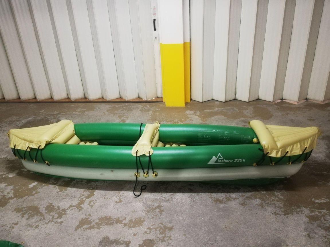 Barco insuflável 2 pessoas